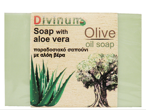 Olive Oil Soap with Aloe Vera 100g