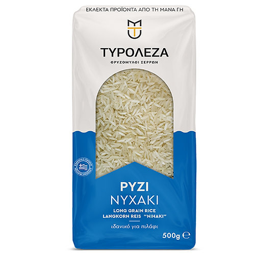 Long Grain Rice (Nixaki) 500g Tyroleza