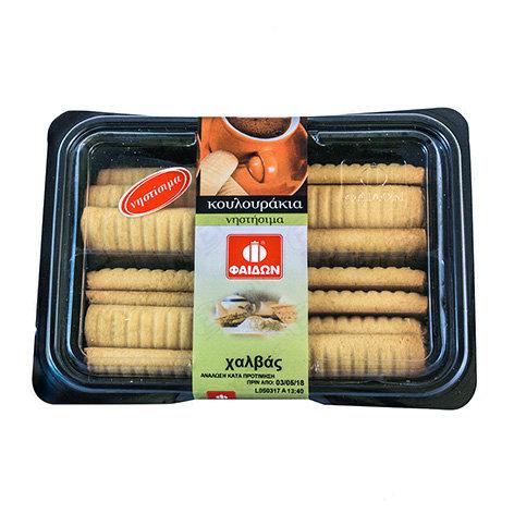 Cookies with Halva 350g Fedon