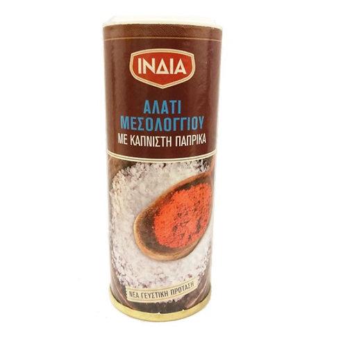 Salt Messologgiou with Smoked Paprika 70g