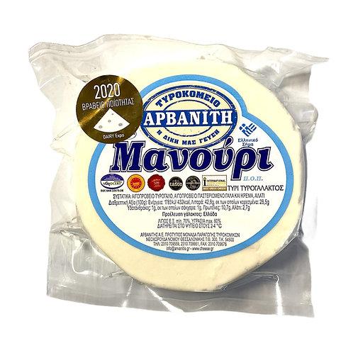 Manouri Cheese PDO 170g Arvanitis