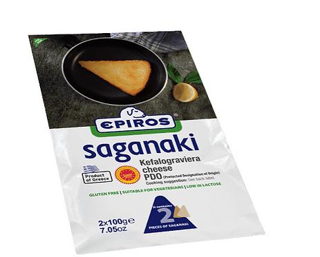 Saganaki Kefalograviera PDO Cheese 200g Epiros