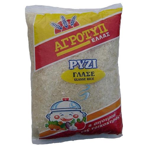 Round Grain Rice (Glase) 500g Argotyp
