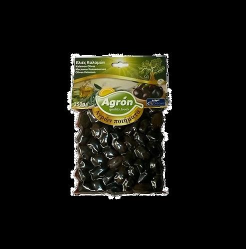 Kalamon Olives 250g Agron Poimata
