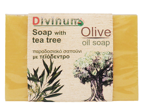 Olive Oil Soap with Tea Tree 100g