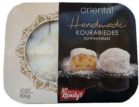 Kourabie with Whole Almonds 500g Kandylas