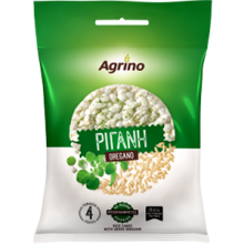 Rice Wafers Oregano 28g Agrino