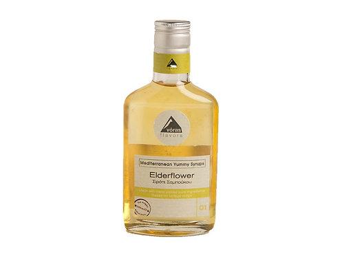 Elderflower Syrup 200ml Voras