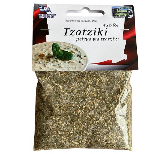 Mix for Tzatziki 40g