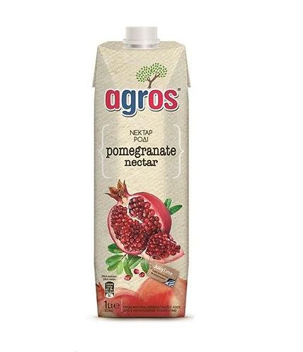 Pomegranate Nectar 1 Lt Agros