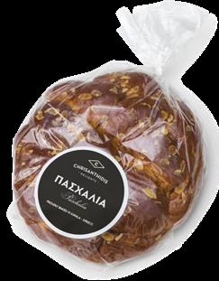 Paschalia with Flaked Almonds 480g Chrisanthidis