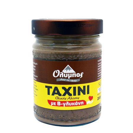 Wholemeal Tahini with Beta-glucan 280g Olympos