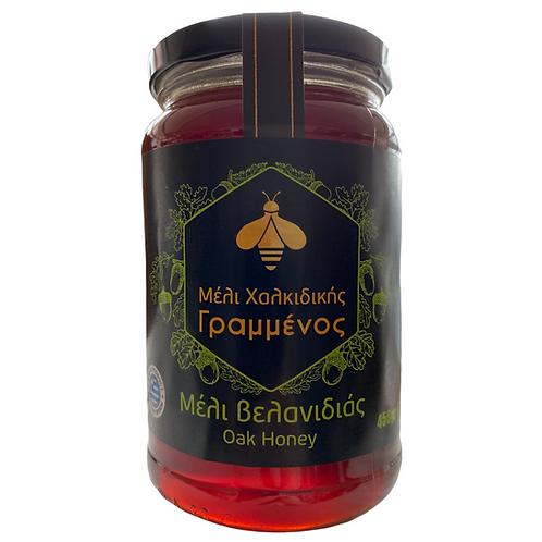 Oak Greek Honey 450g