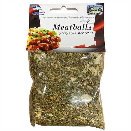 Mix for Meatballs