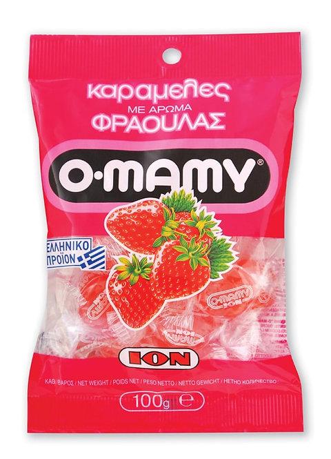 O-Mamy Strawberry 100g ION