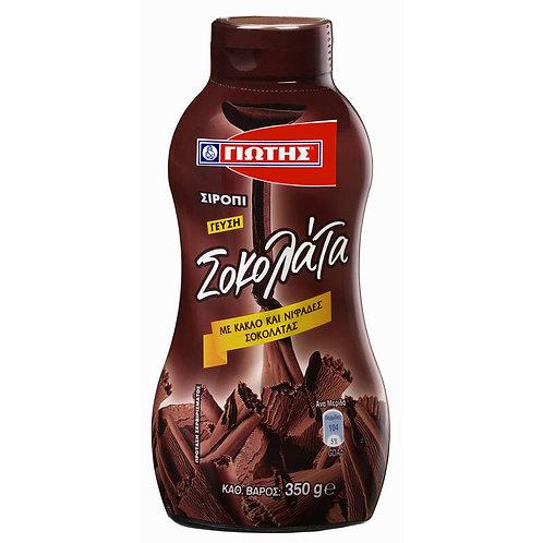 Chocolate Syrup 350g Jotis