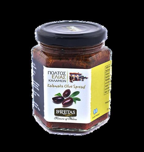Kalamata Olive Spread 190ml Bretas