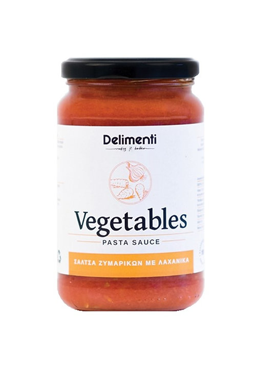 Vegetables Sauce 330g Delimenti