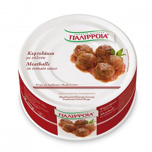Meatballs in Tomato Sauce 280g Palirria