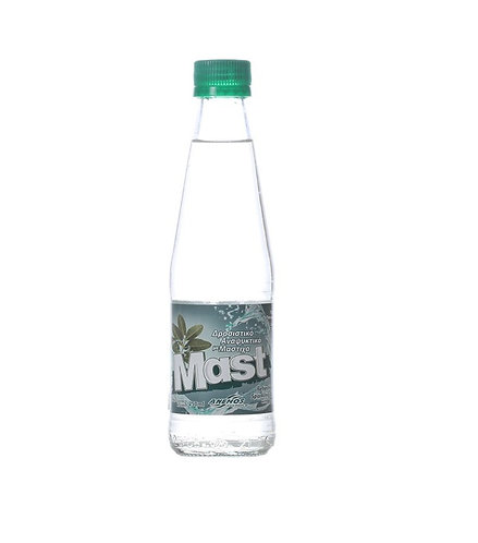 Carbonated Soft Drink with Natural Mastic 250ml Mast