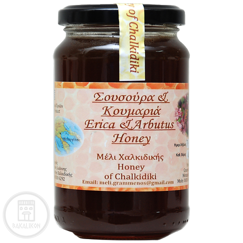 Erica and Arbutus Greek Honey 450g