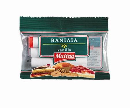 Vanilla Powder 5x2g Matina