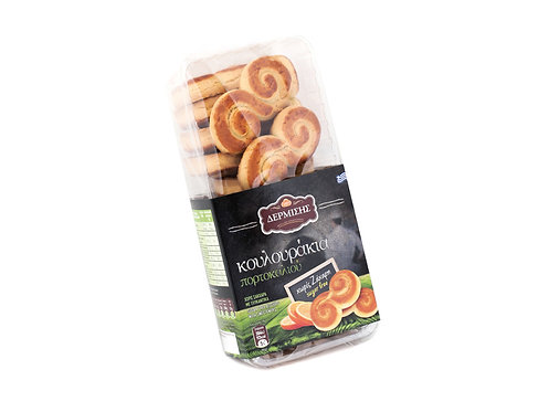 Sugar Free  Orange Biscuits 300g Dermisis