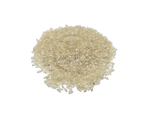 Round Grain Rice (Glase) 1kg