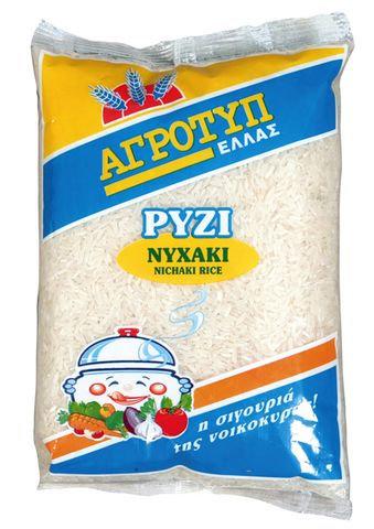 Long Grain Rice (Nixaki) 500g Agrotyp