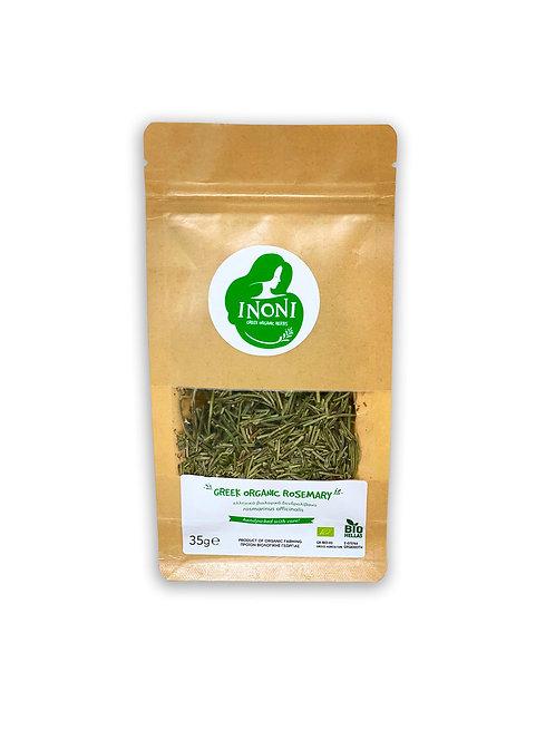 Greek Organic Rosemary 35g Inoni