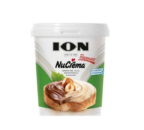 ION Nucrema Milk, Hazelnuts and Cocoa Spread 400g