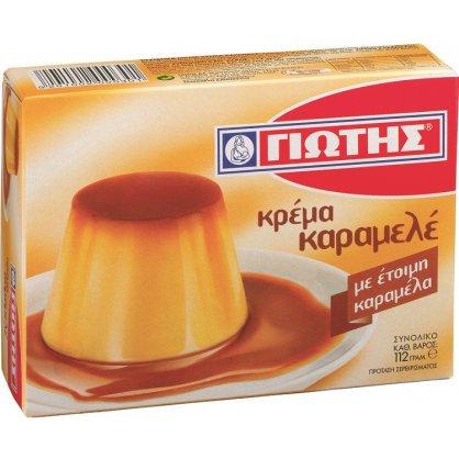 Crème Caramel 112g Jotis