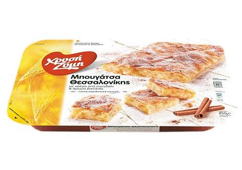 Traditional Bougatsa Cream Pie 450g Xrisi Zimi