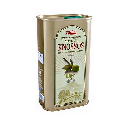 Knossos Extra Virgin Olive Oil 4 Lt Cold Pressed