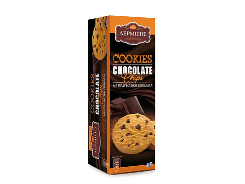 Cookies with Chocolate Chips 175g Dermisis