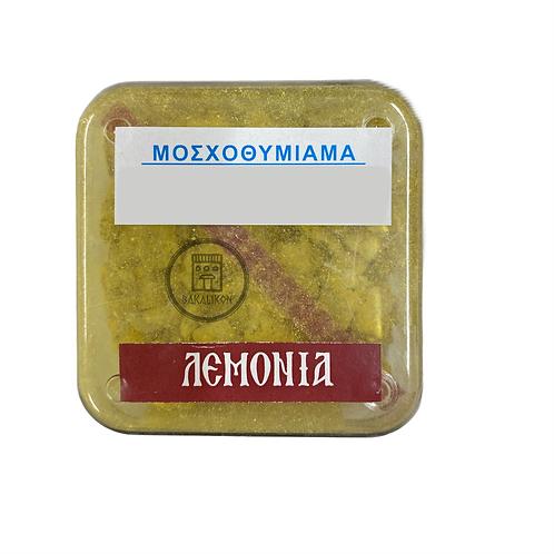 Frankincense (Mosxothiama) Lemon 25g with Tongue