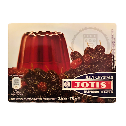 Raspberry Jelly Jotis 75g Jotis