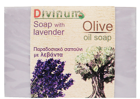 Olive Oil Soap with Lavender 100g