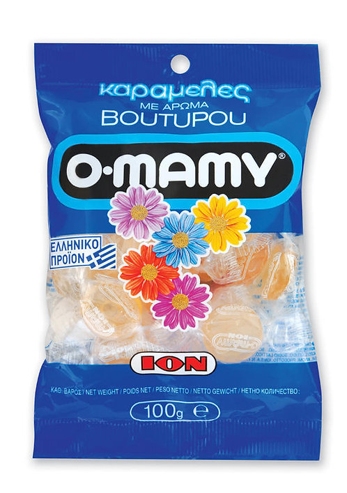 O-Mamy Butter 100g ION