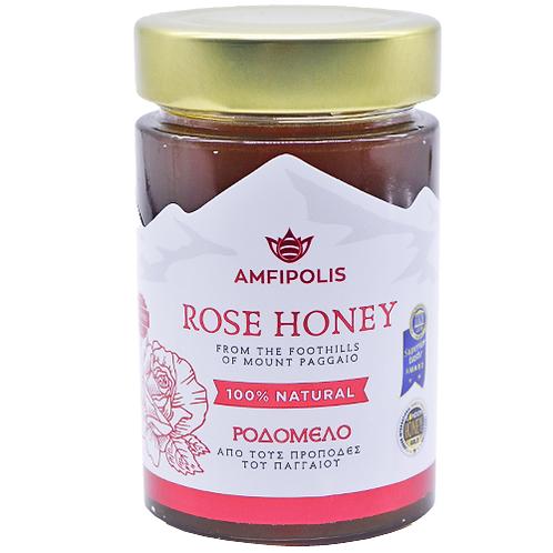 Rose Honey 250g Amfipolis