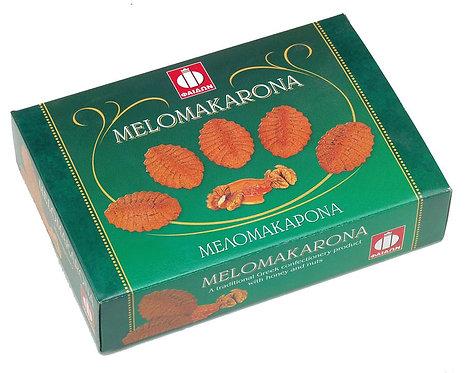 Melomakarona with Honey and Walnuts 400g Fedon