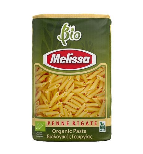 Penne Rigate Oganic Pasta 500g Melissa