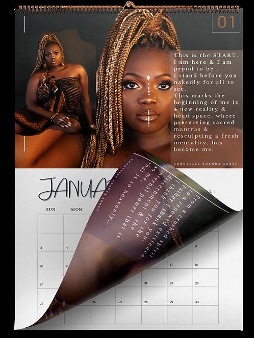 She Carries 2021 Calendar