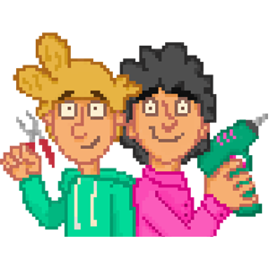 Shaun & John Icon