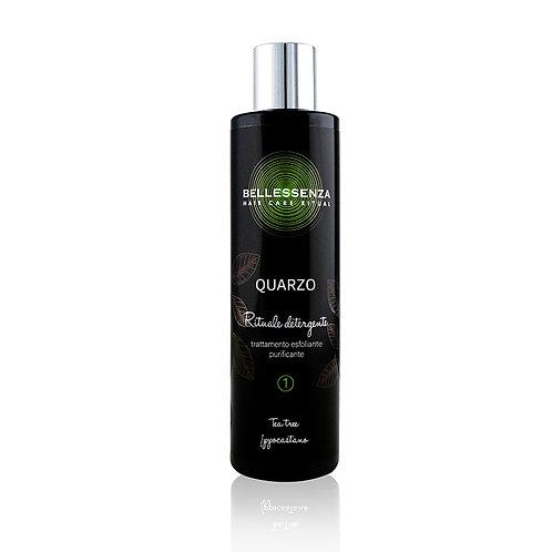 Rituale Detergente Quarzo 1 -Trattamento Esfoliante Purificante