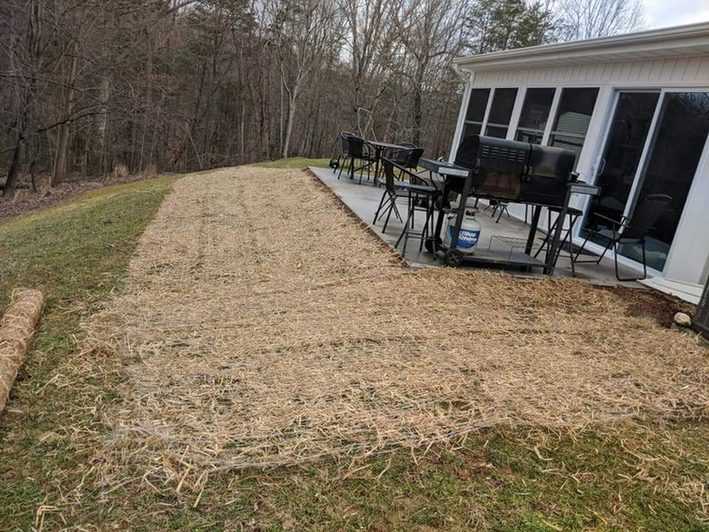 Grading and Reseeding
