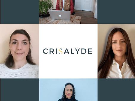 Crisalyde : la grande équipe!