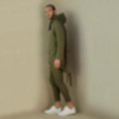 green man parka jacket