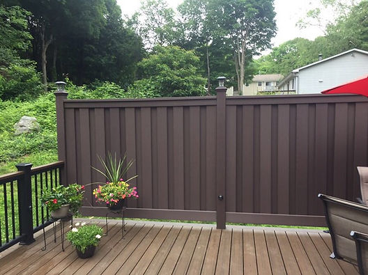 Woodland Brown Seclusions Privacy Screen