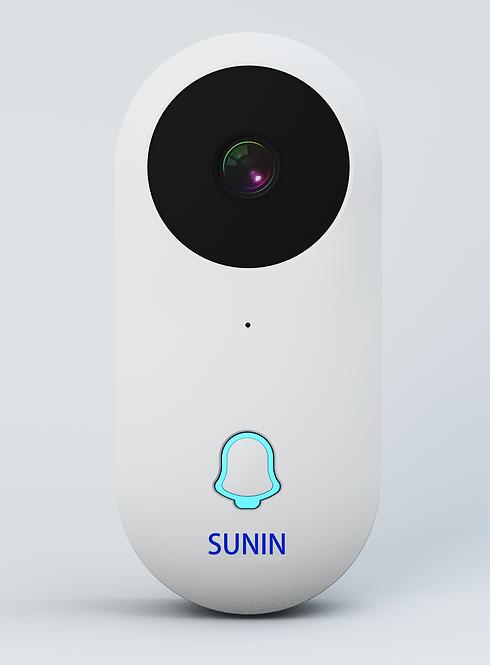 WiFi-Door Bell(Battery,Cloud)